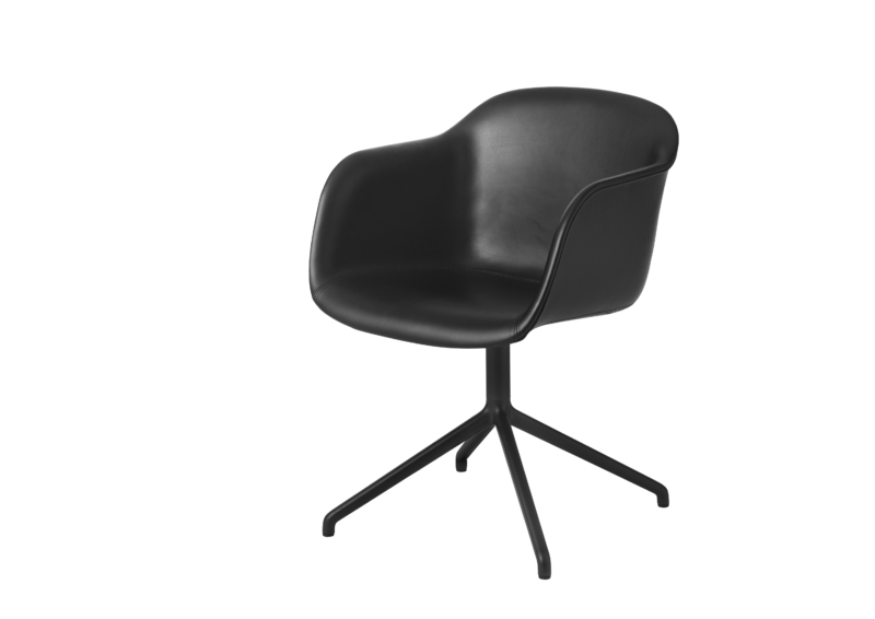 Fiber_chair_swivelbase_black_silk_leather_black_h_w