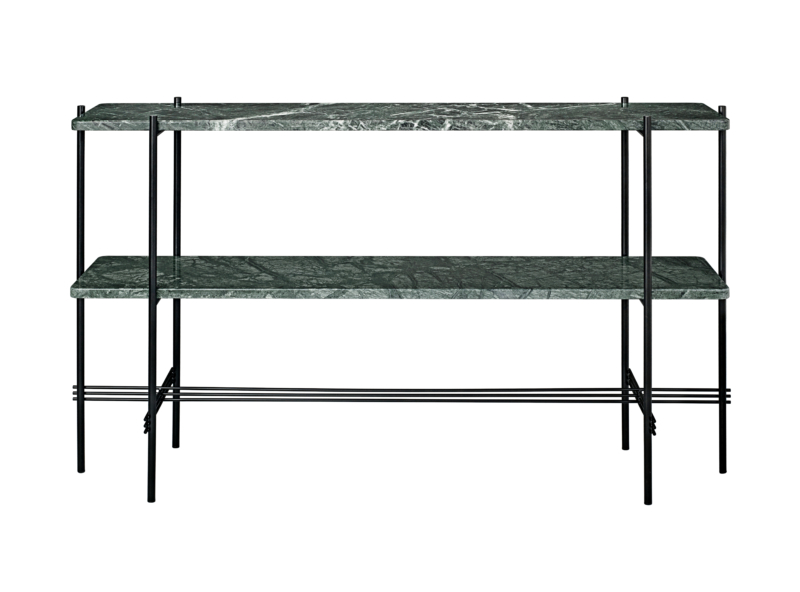 TS Console 2_Green Marble_Front