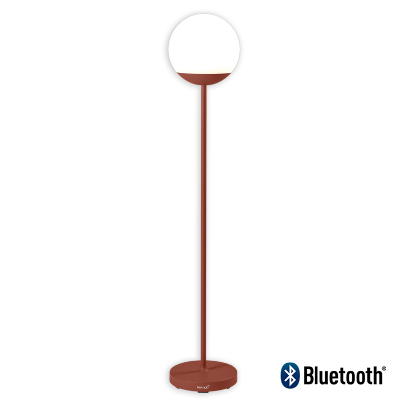 MOOON_LAMPE_H134_OCRE_ROUGE